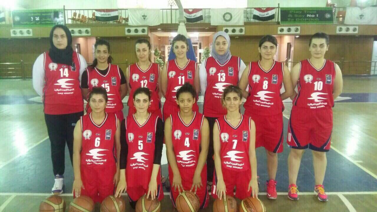 الخطوط الجوية العراقية .. ترعى منتخب الشابات السلوي المشارك في بطولة الصداقة الدولية