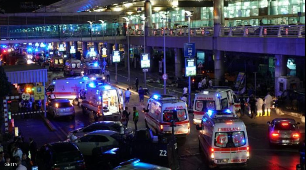 اعلان وزارة الخارجيه عن اسمي العراقيين اللذين قتلا في مطار اتاتورك