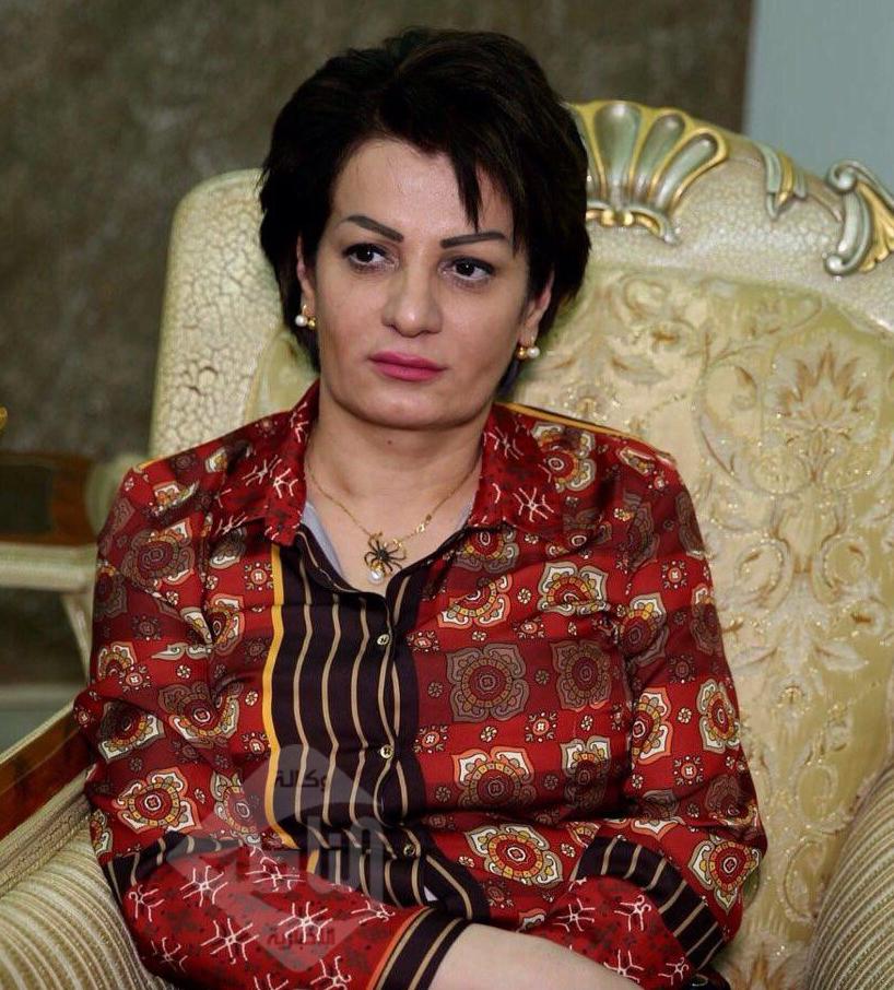 برلمانية عراقية تتعرض للتهديد خلال الجلسة النيابية