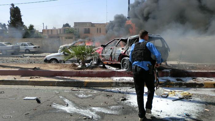 شهيدان وسبعة جرحى بتفجير في اليوسفية جنوبي بغداد