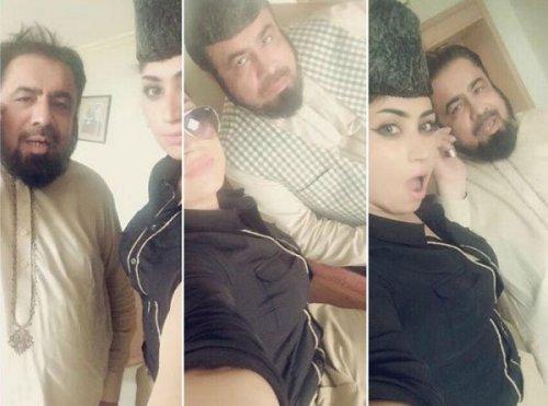مقتل عارضة أزياء باكستانية على يد شقيقها بعد نشرها صور مثيرة مع عالم دين