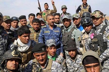 قائد الشرطة الاتحادية: وجهتنا في الايام المقبلة تحرير الموصل ولن تثنينا الاتهامات