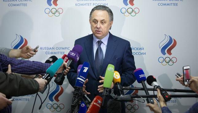 وزير الرياضة الروسي: البعثة الأولمبية ستتالف من 266 رياضي روسي