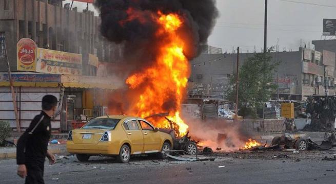 43 شهيدا وجريحا في حصيلة أولية لتفجير الخالص