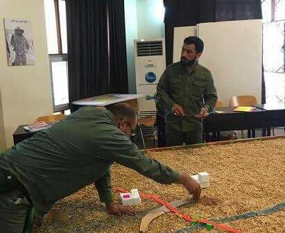 البهادلي: قوات وعد الله تجري استعدادات عسكرية نوعية في قواطع العمليات