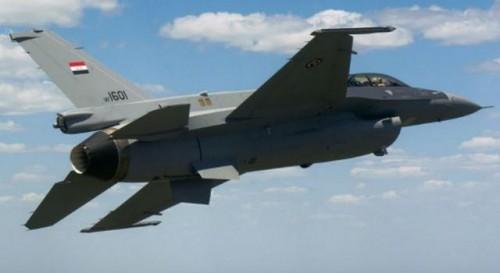 العراق في غضون ساعات يتسلم اربع طائرات F16