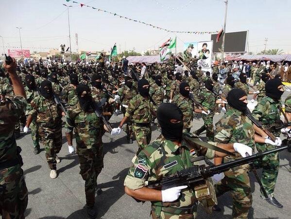 قائد عمليات سامراء : سرايا السلام في بلد لنشر الأمن والامان وحماية المقدسات