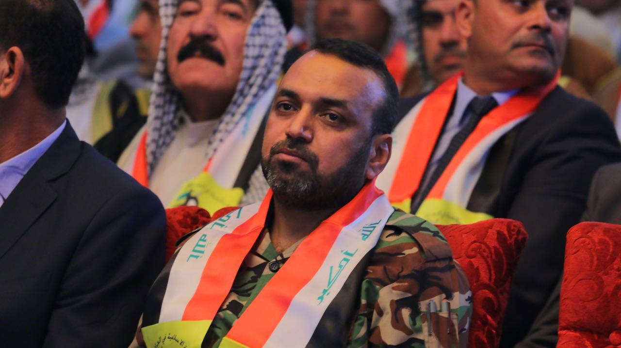لنائب احمد الاسدي يصدر بيانا يدين فيه بشدة تفجيرات الكرادة الاخيرة