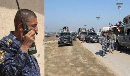الشرطة الاتحادية  تعلن استكمال استعداداتها لتطهير جزيرة الخالدية