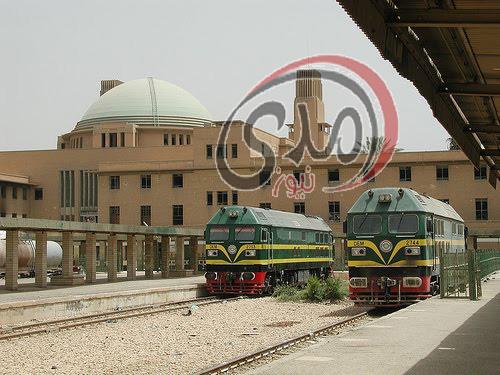 مافيات حزب الدعوة تستولي على صالة انتظار المسافرين في محطة قطار العلاوي