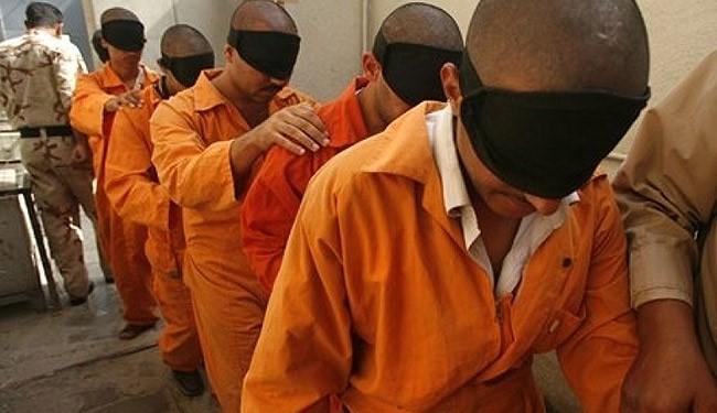 عاجل: اعدام سبعة ارهابيين عرب الجنسية في سجن الناصرية اليوم