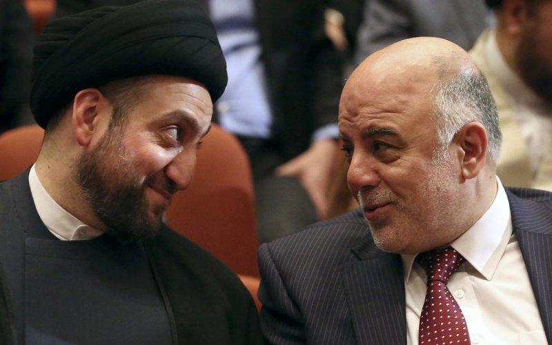 """ائتلاف الحكيم للعبادي: لابد من شمل وزراء """"السنة والكرد"""" بالتغييرات"""