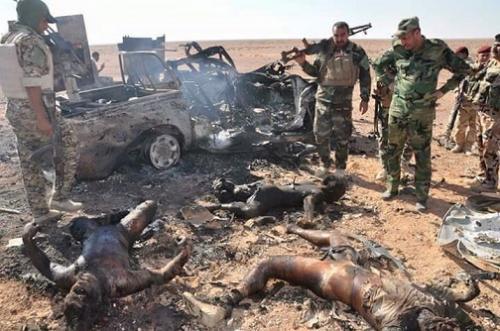 """مقتل مسؤول سجون """"داعش"""" بضربة جوية في محيط الموصل"""
