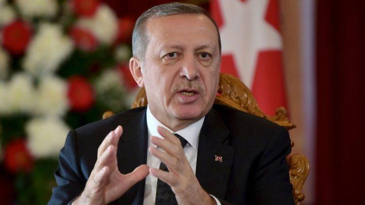 اردوغان يتحدث عن الموصل مجددا : لا يمكن ترك العراقيين لوحدهم
