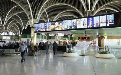 شروط مزاجية تسيطر على مطار بغداد وتمنع سفر الدبلوماسيين