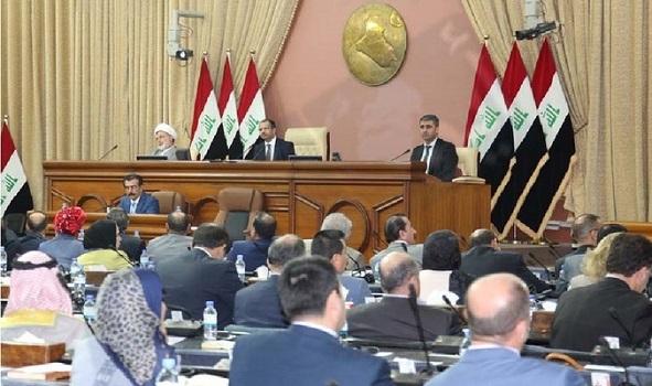 البرلمان يعقد جلسته برئاسة الجبوري وحضور 173 نائبا