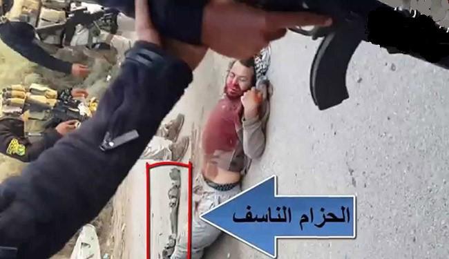 مقتل انتحاري يرتدي حزاماً ناسفاً بالعلاوي وسط بغداد