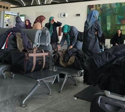 """العراق يعلن نقل اخر دفعة من """"مجاهدي خلق """" الى خارج البلاد"""