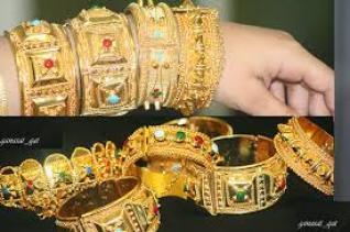 الذهب العراقي يرتفع الى 215 الف دينار للمثقال