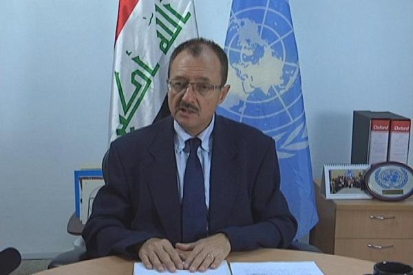 الامم المتحدة:البرلمان العراقي سيد قراره فيما يجريه من اقالات وزارية