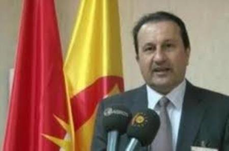 حزب زيباري: إقالة وزير المالية مخالف للدستور وللنظام الداخلي