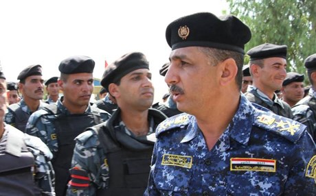 قائد الشرطة الاتحادية : قطعات كبيرة على اهبة الاستعداد لمعركة استعادة الموصل