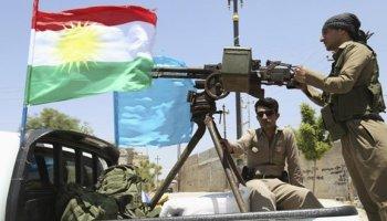 """اشتباكات """"عنيفة"""" بين الحشد التركماني وعناصر داعش الفارين من كركوك على اطراف ناحية بشير"""