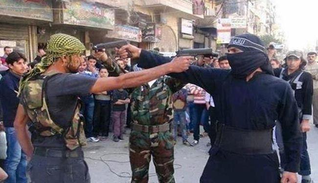 انشقاق فصيل كامل لداعش واشتباكات بينهم في الجانب الايمن من الموصل