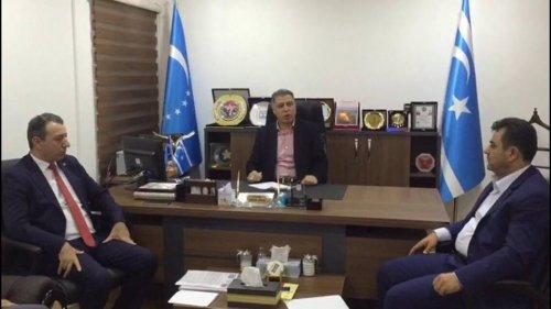 الجبهة التركمانية ترفض التقسيم وتطالب الحكومة المركزية بأن يكون مستقبل تلعفر بيدهم