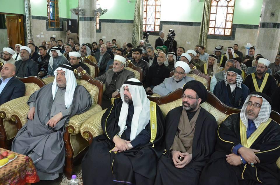 برعاية الدكتور الهميم … الديوان يقيم حفل تأبيني للشيخ العلامة الدكتور عبد القادر العاني ( رحمه الله )