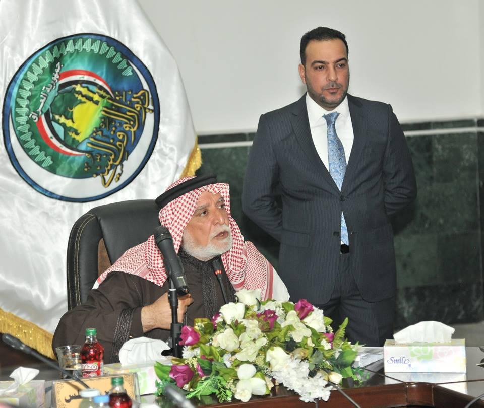 الدكتور الهميم يترأس اجتماع مجلس الأوقاف الأعلى ويناقش مجموعة من المشاريع المهمة