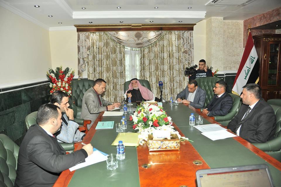 الدكتور الهميم يترأس اجتماعا للجنة العليا لإصلاح التعليم الديني والدراسات والإسلامية
