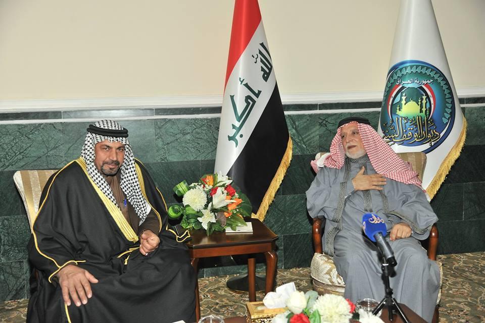 الدكتور الهميم يستقبل وفد منظمة رسل السلام ويؤكد على دعم المنظمة والتعاون معها
