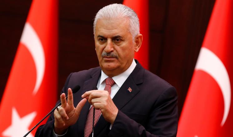 رئيس الوزراء التركي : سنستمر بالعمل مع العراق والتعاون معه في جميع المجالات