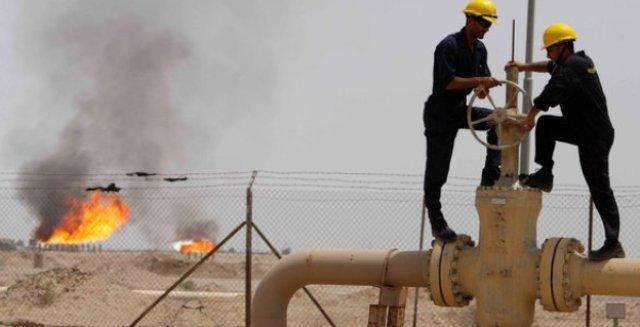 النفط: مجموع الايرادات النفطية لشهر كانون الاول بلغت خمسة مليارات دولار