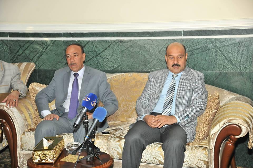 شكر كبير للدكتور الهميم لدوره في إرجاع النازحين وإعادة تأهيل المدن المحررة في محافظة الانبار