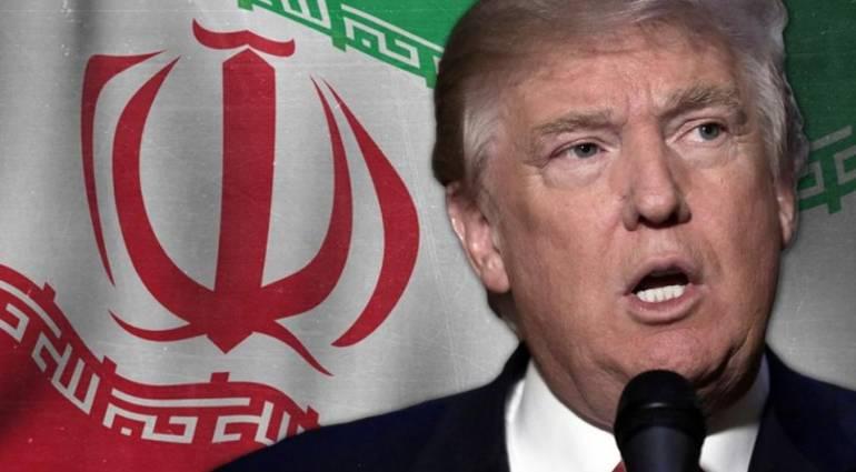 ترامب: إيران تلعب بالنار وأنا مختلف عن اوباما
