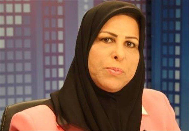 نائبة تطالب البرلمان بتحديد مواعيد استجواب وزيري التجارة وكالة والهجرة ورئيس الوقف السني