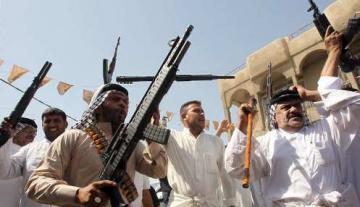 امنية الديوانية : لاتوجد أي ضرورة لوجود الاسلحة الثقيلة والمتوسطة بيد المواطنين