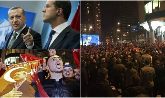 الولايات المتحدة تدعو تركيا وهولندا إلى التهدئة والحوار