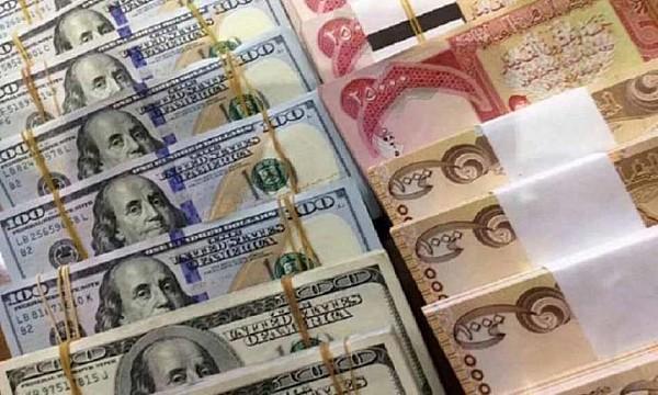 استقرار سعر صرف الدولار الامريكي مقابل الدينار العراقي