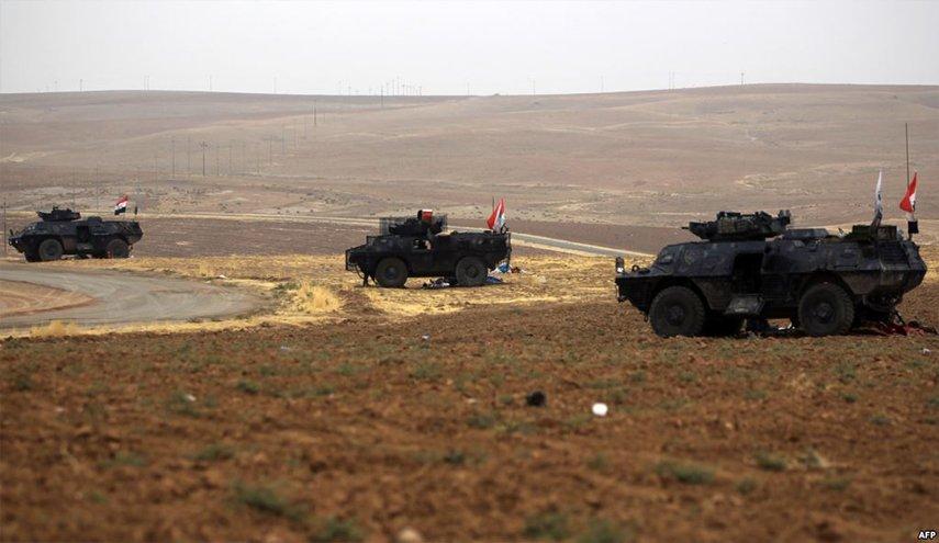 تدمير اوكار وانفاق لداعش ضمن عملية ارادة النصر الثامنة في نينوى