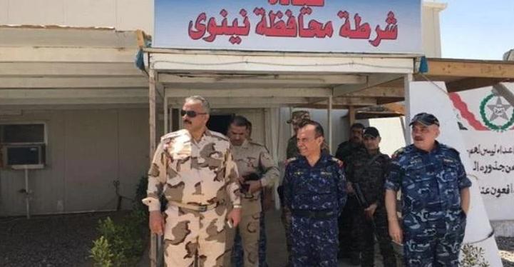 شرطة نينوى توضح طبيعة انفجار وقع في مدرسة بأيسر الموصل
