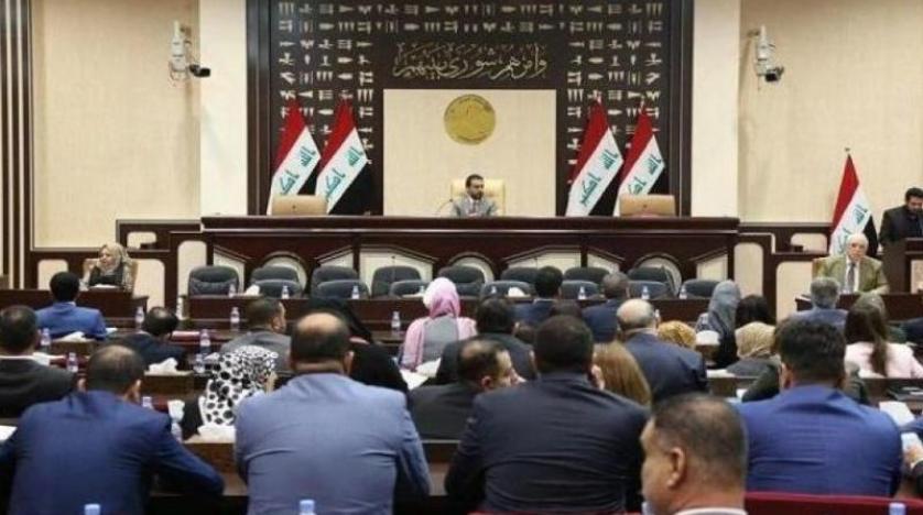 البرلمان العراقي يبدأ جلسته الاستثنائية برئاسة الحلبوسي وحضور عبد المهدي