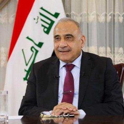 رسالة عبد المهدي لمجلس النواب أمس ليست أكثر من (كلاو ) أراد أن يلبسه ( أبو هاشم) للرئيس علاوي !