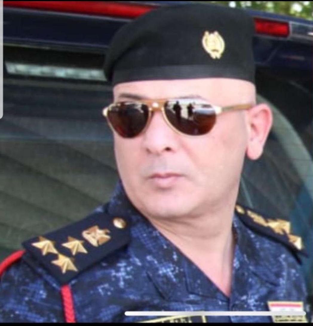 محمد هويدي معاونا لقائد عمليات بغداد للشؤون الداخلية