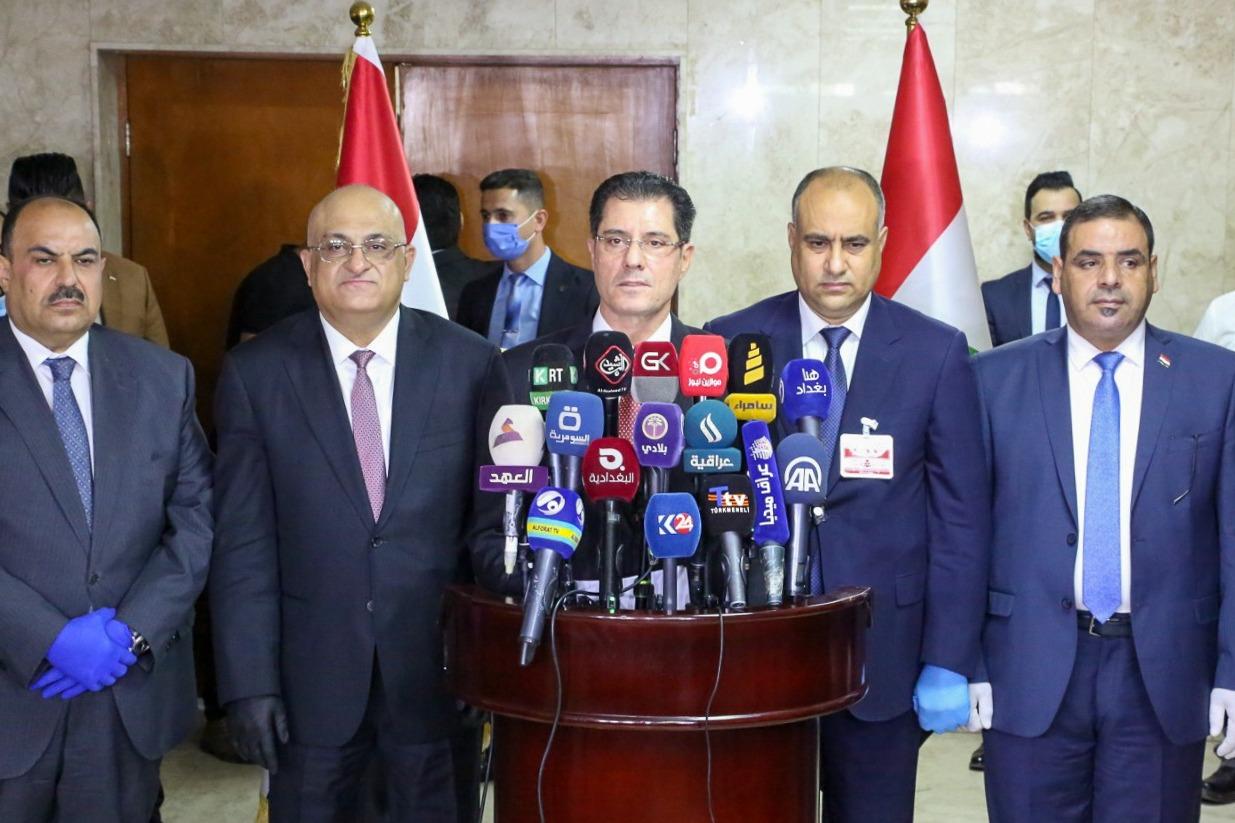 وزير التخطيط يُعلن عن إطلاق المشروع الوطني للأمن الغذائي في العراق