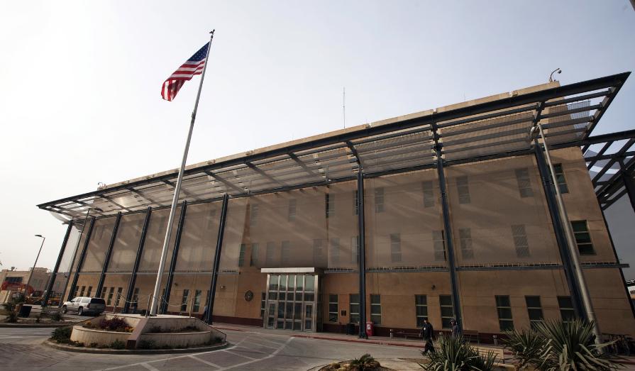 السفارة الامريكية تنفي صحة الرسالة المرسلة للمالكي، وتفجر مفاجأة من العيار الثقيل !