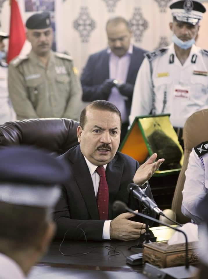 وزير الداخلية : الاعتداء على رجل المرور اعتداء على الدولة وتجاوز على القانون ولا يمكن أن نسكت عنه