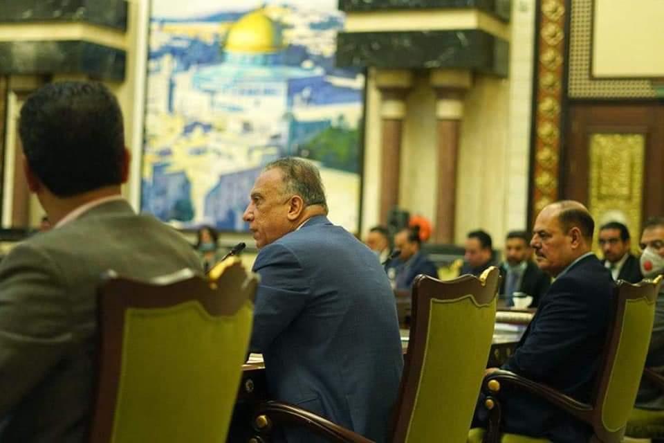 أبرز ماجاء في لقاء رئيس مجلس الوزراء السيد مصطفى الكاظمي مع مجموعة من الإعلاميين والصحفيين والمحللين السياسيين